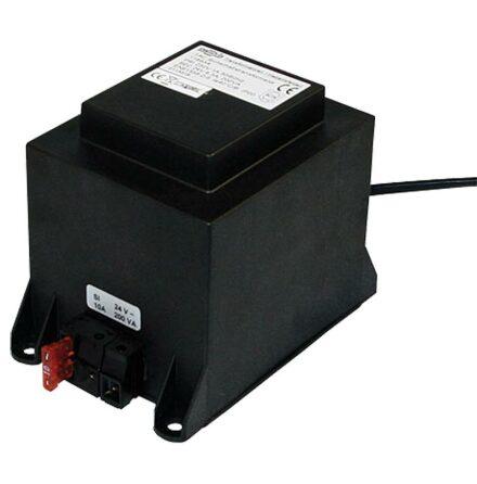 Transformator med stickpropp 230 V -> 24V (Flera storlekar)