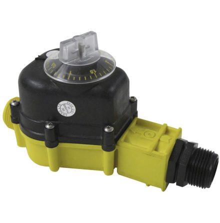 Vattenmätare / Vattentimer 0 - 3.000 liter