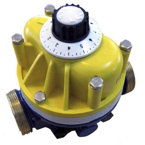 Vattenmätare / Vattentimer 0 - 20.000 liter