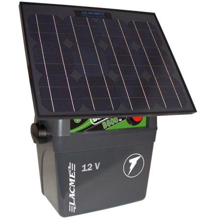 Elstängselaggregat Bandini B600 SUN - 12 Volt Batteri