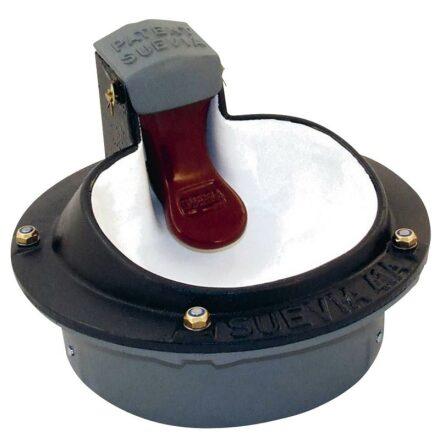 Elvattenkopp Suevia 41A 80 Watt - Tungventil *