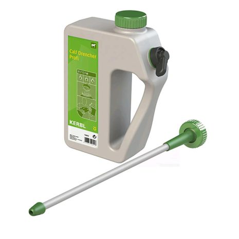 Kalvingivare Profi 2 Liter med fast sond