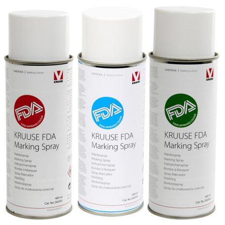 Märkspray Porcimark FDA 400 ml (Flera Färger)
