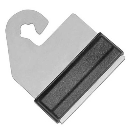 Bandanslutning 40 mm Litzclip för handtag 4-pack