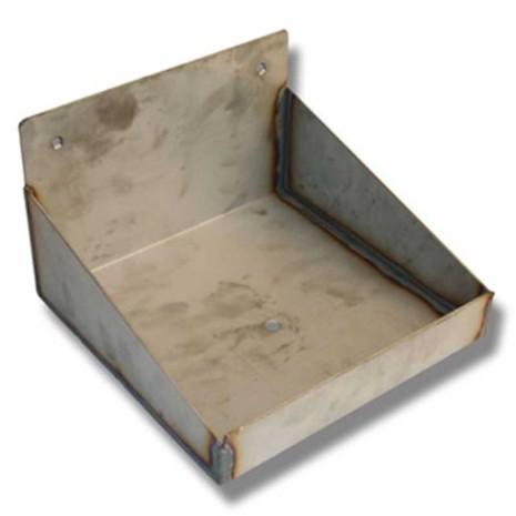 Saltstenshållare 10 kg Rostfri