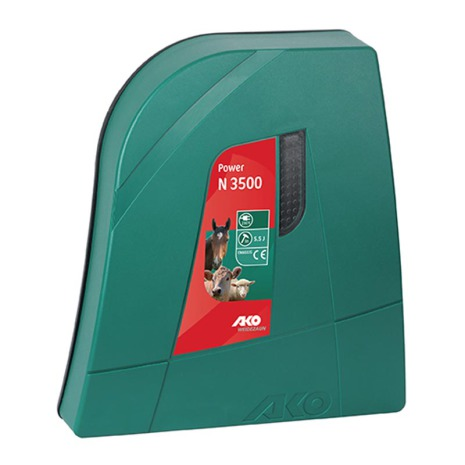Elstängselaggregat AKO Power N 3500 - 230 Volt