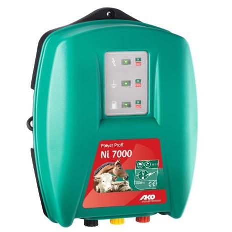 Elstängselaggregat AKO Power Profi Ni 7000 - 230 Volt