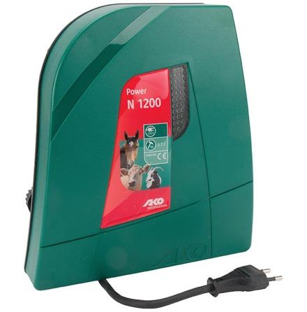 Elstängselaggregat AKO Power N 1200 - 230 Volt *