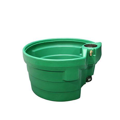 Vattenkar Prebac Polychoc Rund 400 Liter till nötkreatur *