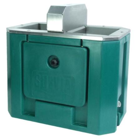 Suevia Iso-Drinker Modell 6620 - Eluppvärmt vattentråg *