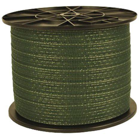 Elband Super Grön 13 mm 200 Meter. 0,9 Ohm/m