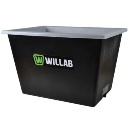 Värmebalja Willab Rektangulär 60 Liter