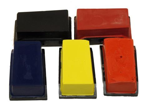 Färgkrita Premium Varm till baggsele