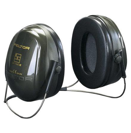 Hörselskydd Peltor Optime II med nackbygel