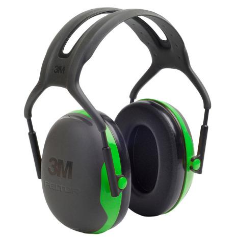 Hörselskydd Peltor X1 med hjässbygel