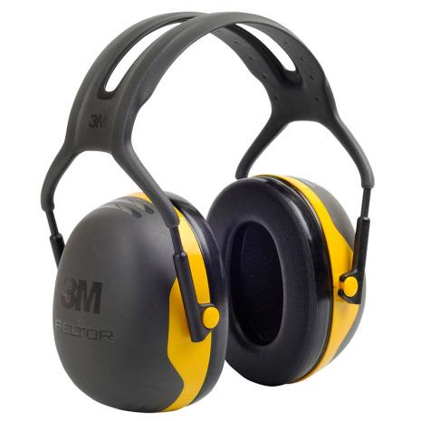 Hörselskydd Peltor X2 med hjässbygel