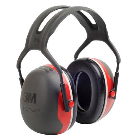 Hörselskydd Peltor X3 med hjässbygel