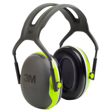 Hörselskydd Peltor X4 med hjässbygel
