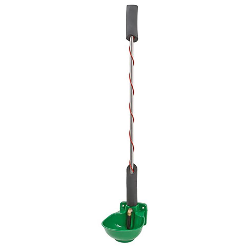Elvattenkopp HP20 - 73 Watt Rörventil inkl rörvärmekabel Eluppvärmd 24 Volt