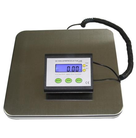 Paketvåg Ek Industriprodukter 150 kg *
