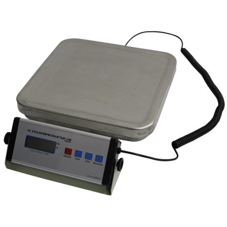 Paketvåg Ek Industriprodukter 30 kg *