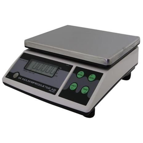 Bänkvåg Ek Industriprodukter 30 kg *