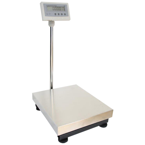 Bänkvåg Ek Industriprodukter 75 kg *