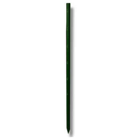 Stjärnprofilstolpe Grön 20-pack (Flera Längder)