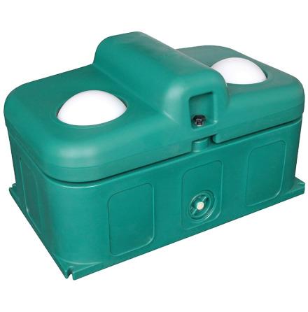 Vattentråg Suevia Modell 640 - Två Bollar *