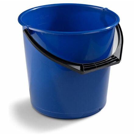 Hink 10 liter Nordiska Plast - Blå