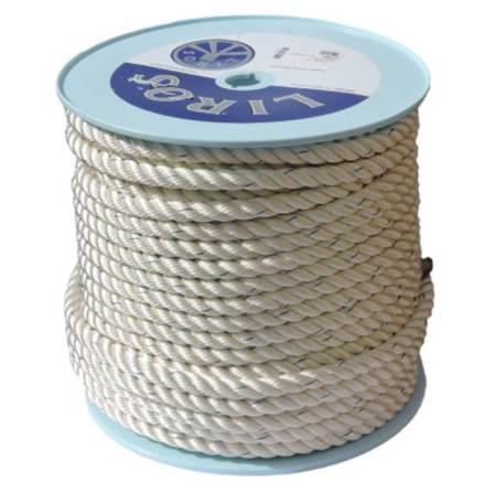 Utgödslingsrep Polyester Liros 20 mm 100 m/spole*