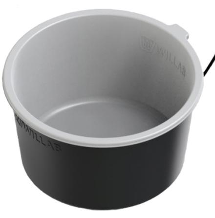 Värmebalja Willab Rund 45 liter