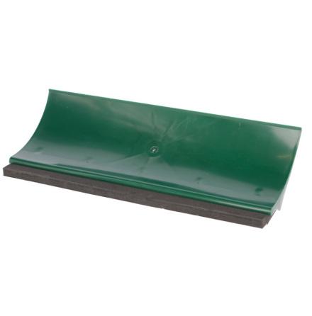 Gödselskrapa plast vändbar 46 cm