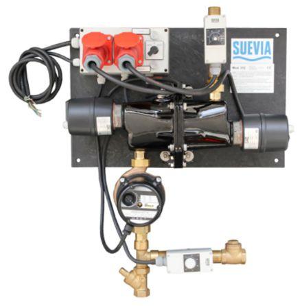 Suevia Cirkulerande Vattensystem Modell 312 * 400 Volt 2 x 3000 Watt