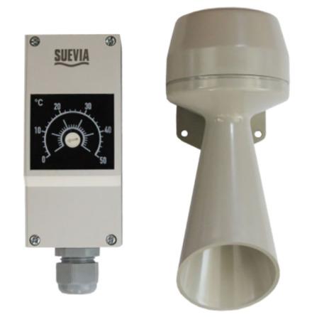 Suevia Varningssystem för Cirkulerande Vattensystem