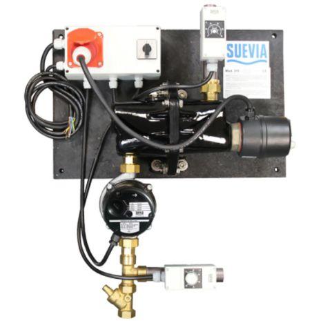 Suevia Cirkulerande Vattensystem Modell 311 * 400 Volt 3000 Watt - Beställningsvara