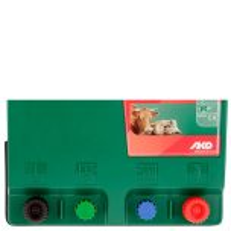 Elstängselaggregat AKO Power Station XDi 10000 12 Volt & 230 Volt
