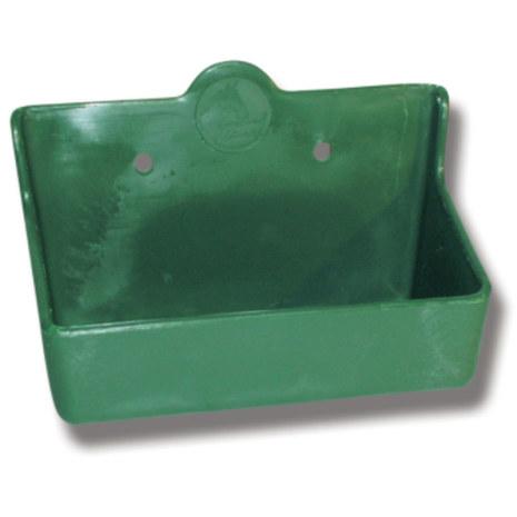 Saltstenshållare Box Grön Plast för 2 Kg saltsten