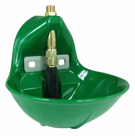 Vattenkopp Rörventil Suevia 10P R15 Grön