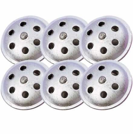 Ventil Premium Aluminium till lammbar 6-pack