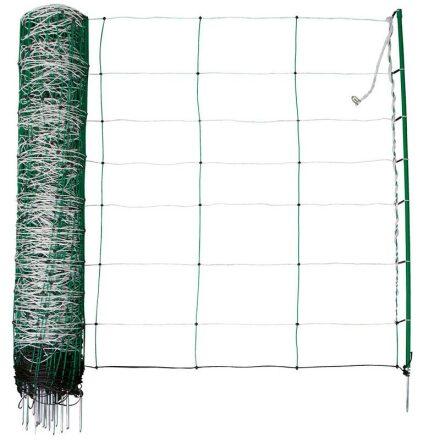 Fårelnät TopLine Plus 108 cm Enkelspets 50 Meter
