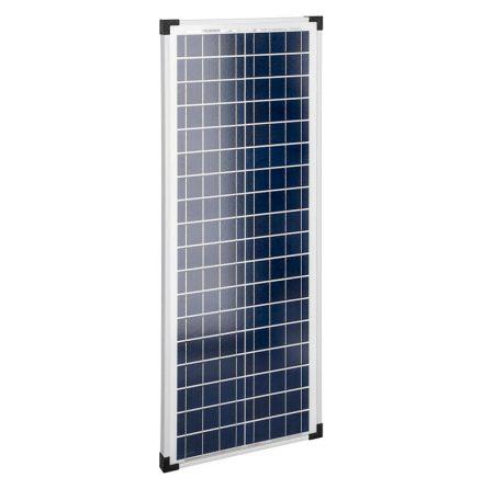 Solpanel 45 Watt 12 Volt inkl laddningsregulator Komplett